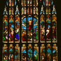 1987 The stained glass window of Norwich Cathedral