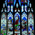 2004 Stained glass window